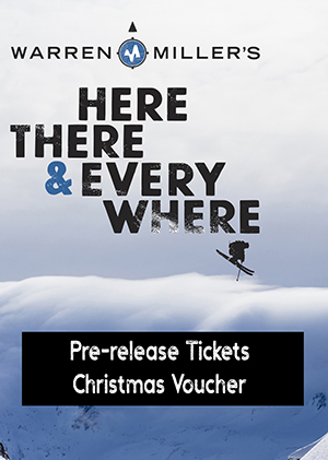 Warren Miller Christmas Voucher