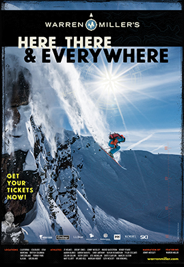 Warren Miller's Here, There and Everywhere