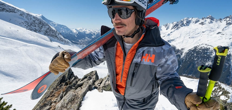 Major Prize - Helly Hansen package