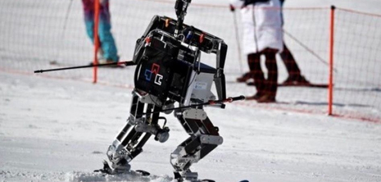 Robots are taking over the ski fields