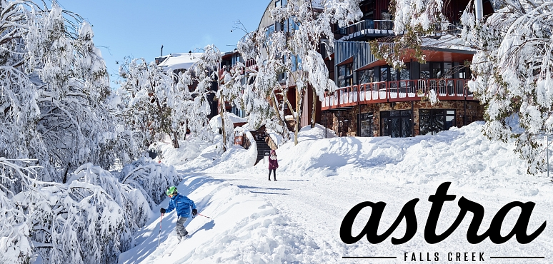 WIN: The ultimate luxury stay at Astra Falls Creek!